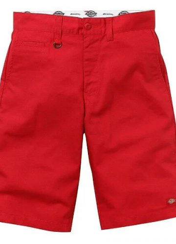 Dickies_Flat_Front_Work_Pants_Original_Merah
