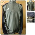Adidas Hot Jacket Zip Original Grey navy