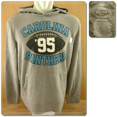 new products 7a062 bc6f2 Hoodie Old NAvy NFL Apparel Womens Carolina Panther
