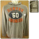 Hoodie Old NAvy NFL Apparel Womens Denver Broncos