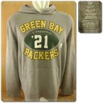 Hoodie Old NAvy NFL Apparel Womens Greenbay Packers