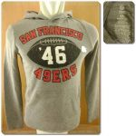 Hoodie Old NAvy NFL Apparel Womens San Francisco 49ners