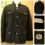 Jacket Calvin Clein Black