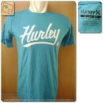 Kaos Hurley Original Blue