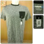 Kaos Tony Hawks Pocket Original Grey