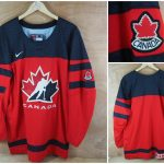 Jersey Hockey Team Canada Nike Twill Original